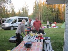 camping, camping tours, western canada