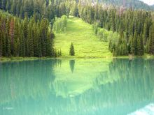 lake, bus, tours, travel, small, groups, canada