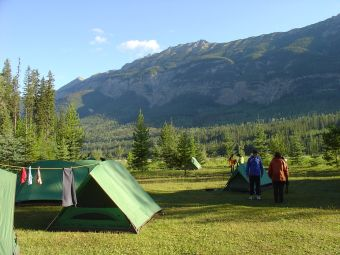 canada, camping, tours, camping vacations