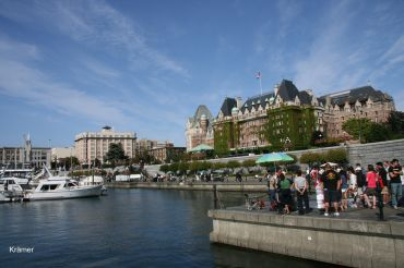 Inner Harbour, Victoria, BC, vancouver island