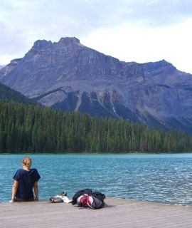 Rocky Mountain Parks & Canoe Tour, F