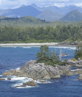 Rocky Mountains - Ocean Islands, H