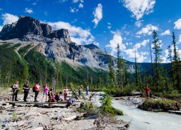 Yoho National Park in Westkanada