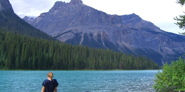Rocky Mountain Parks & Canoe Tour